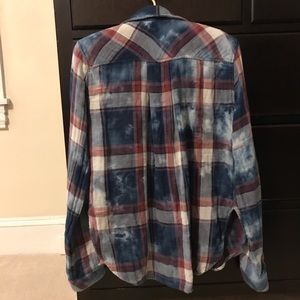Cloth & Stone Flannel Button Up Shirt, Size S